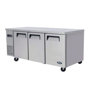 Underbench freezer fridge