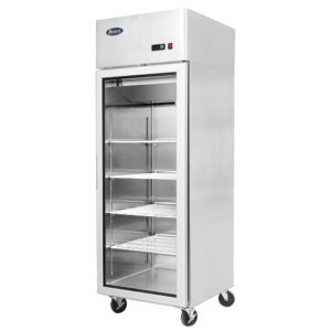 Atosa Fridge MCF8604 Glass Door