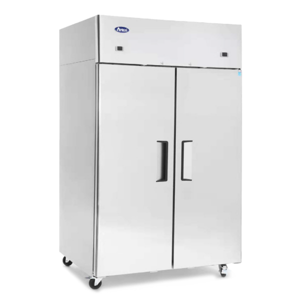 Atosa fridge freezer combo