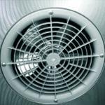 atosa refrigerator fan close up