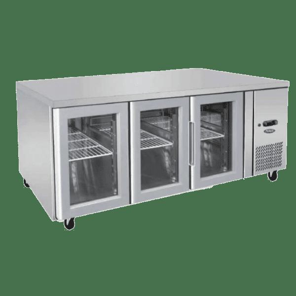 Workbench fridge restaurant