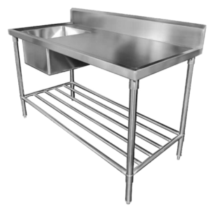 Stainless Sinks / Benches