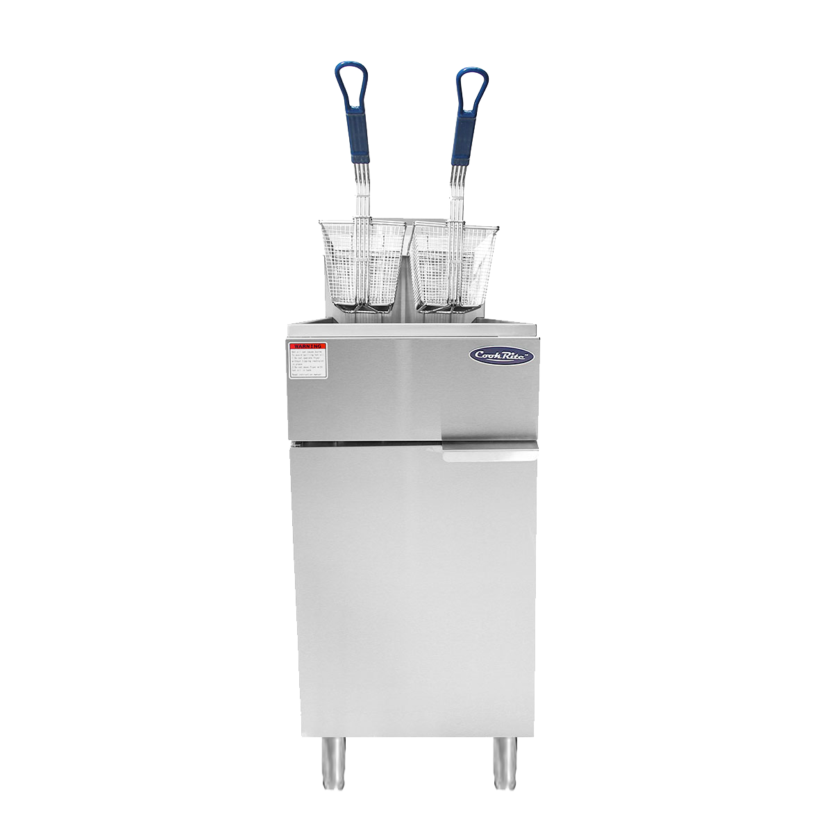 Small commercial Fryer