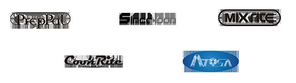 Atosa Commercial Equipment logos
