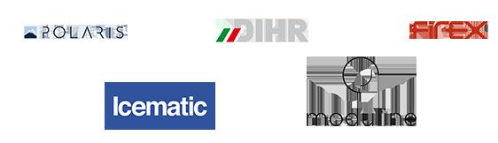Commercial Kitchen Equipment logos