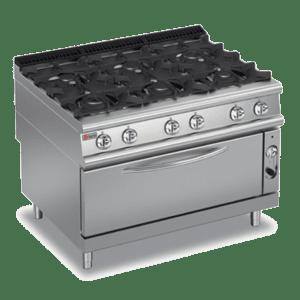 BARON 900S Ovens