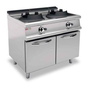 BARON 700S Open Cabinet Cook-tops