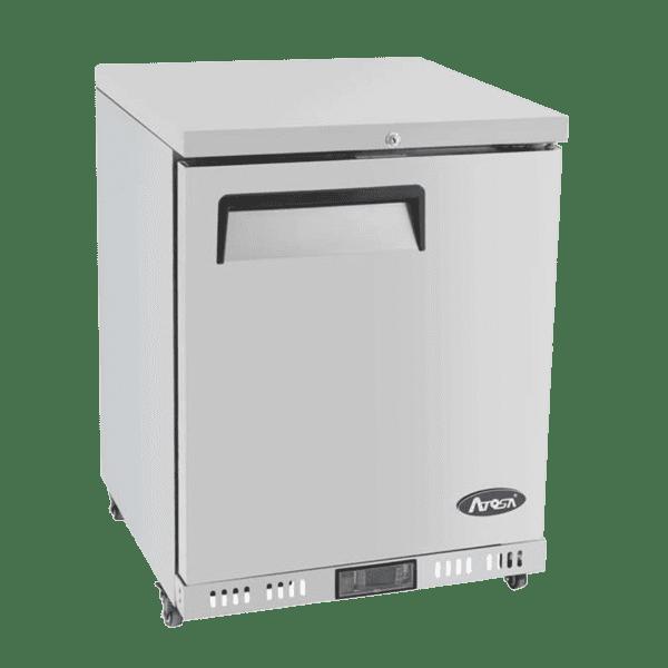 Single Compact Under counter fridge