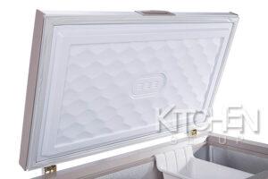 Simco Chest-Freezer open Lid