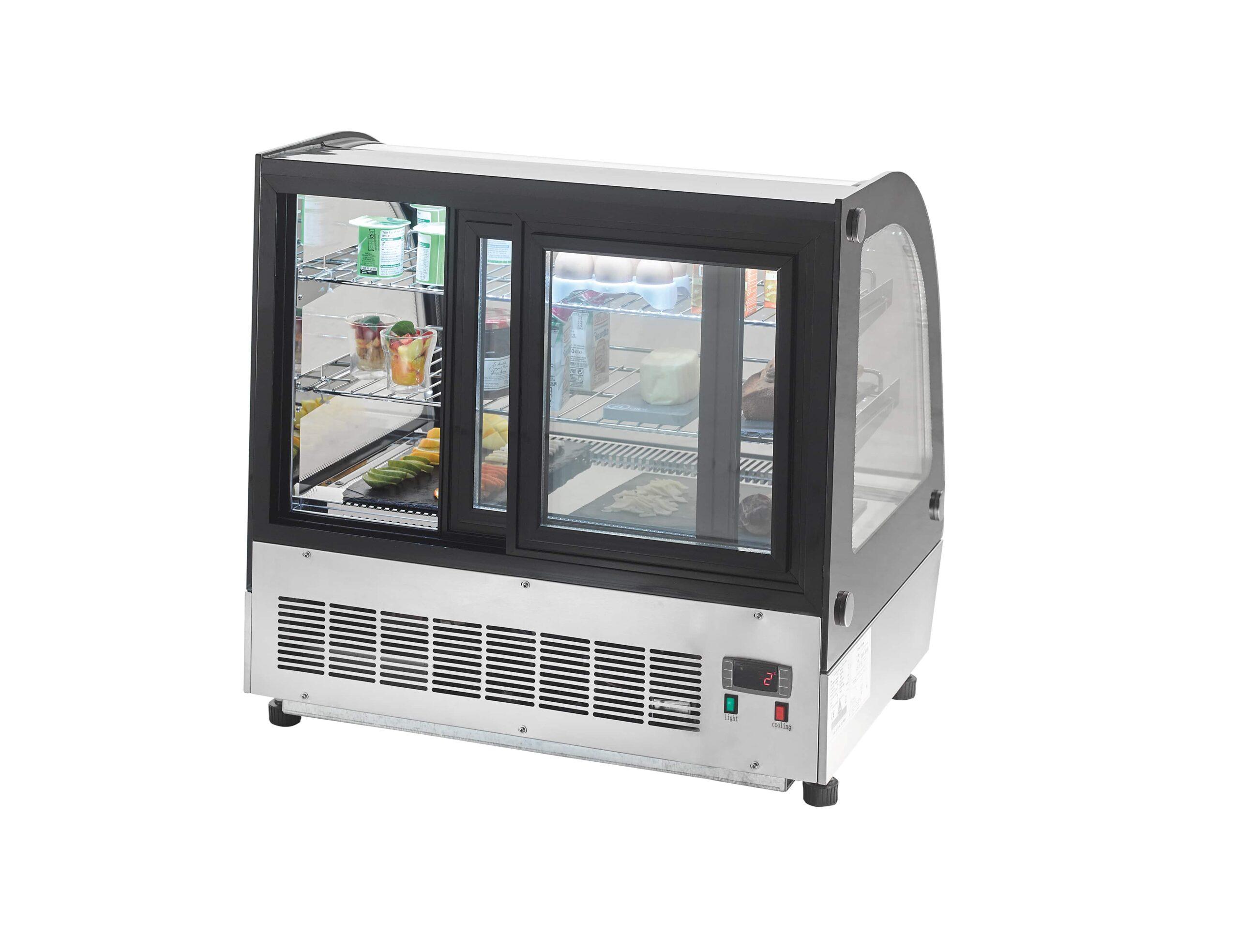 Counter Display fridge  Rear
