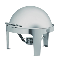 Roll-top Buffet chafing dish
