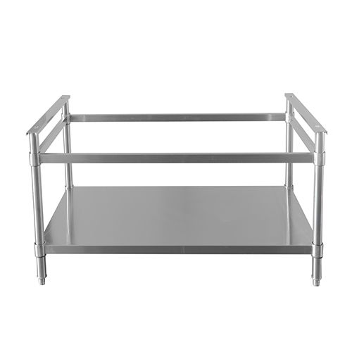 Commercial griddle stand
