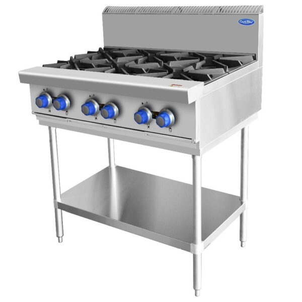 Commercial Stove Freestanding