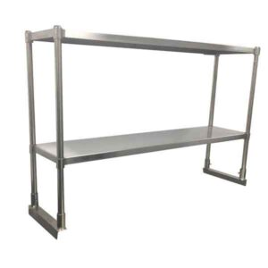 Stainless Kitchen bench shelf