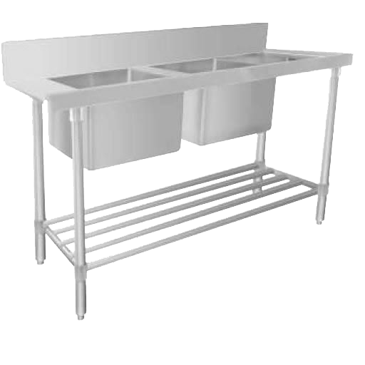 Commercial Inlet sink