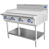 Cookrite Commercial Griddle Hotplate
